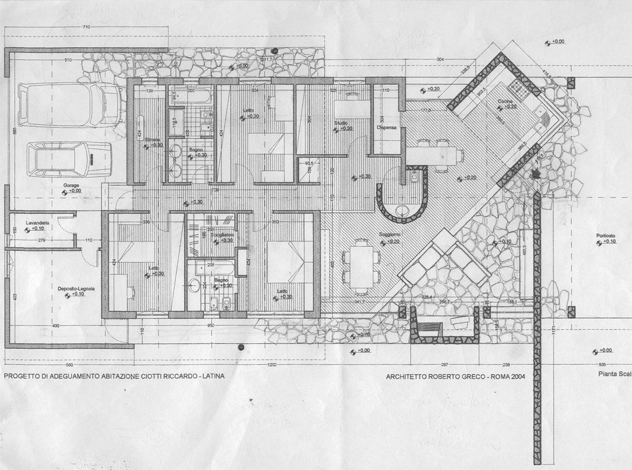 Progetto Abitazione - Latina